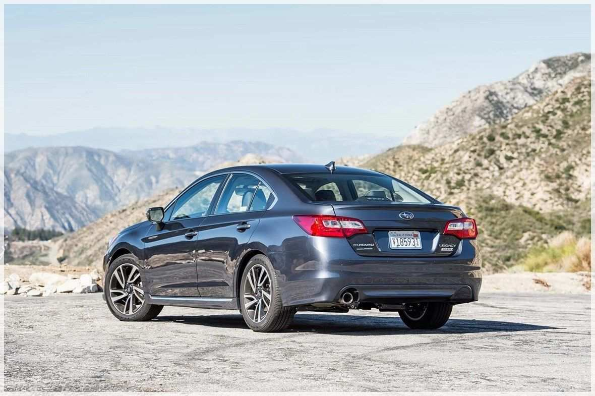 12 The Best 2020 Subaru Legacy Turbo Gt Style