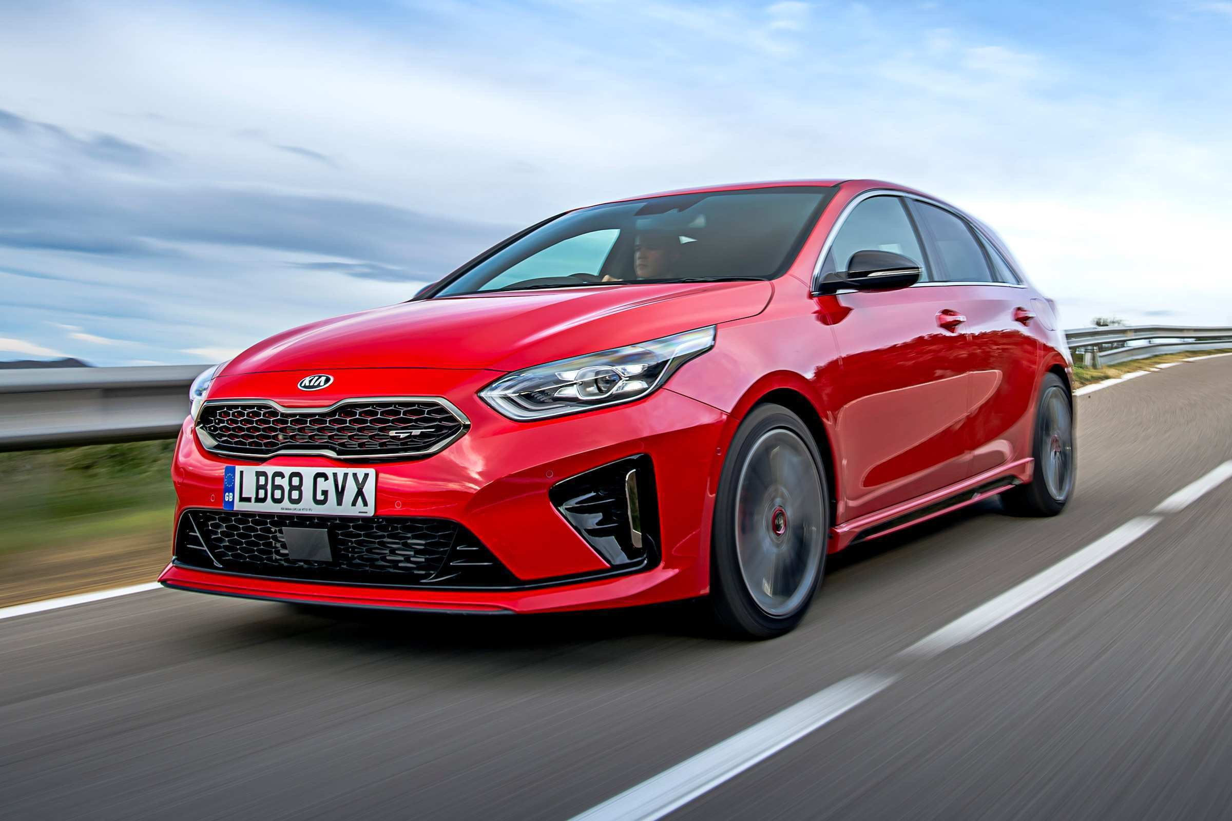 12 The Best Kia Ceed Gt 2019 New Review