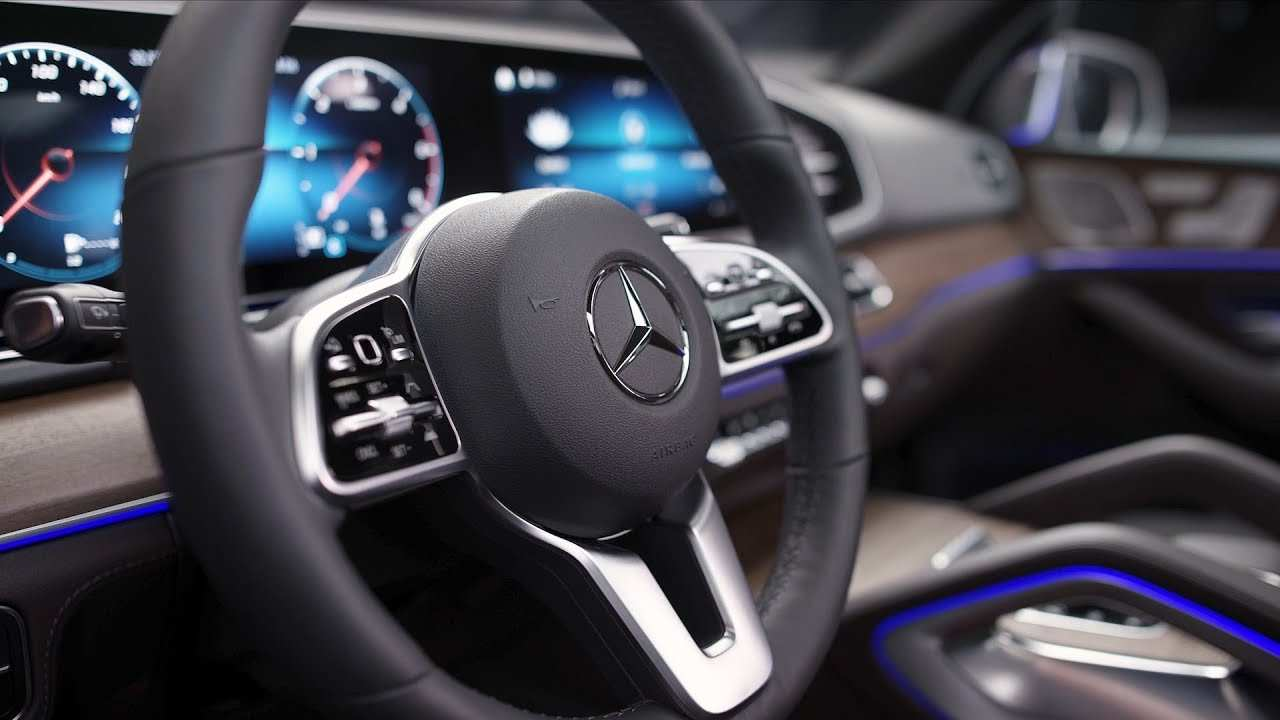 12 The Best Mercedes Gle 2019 Interior New Model And Performance