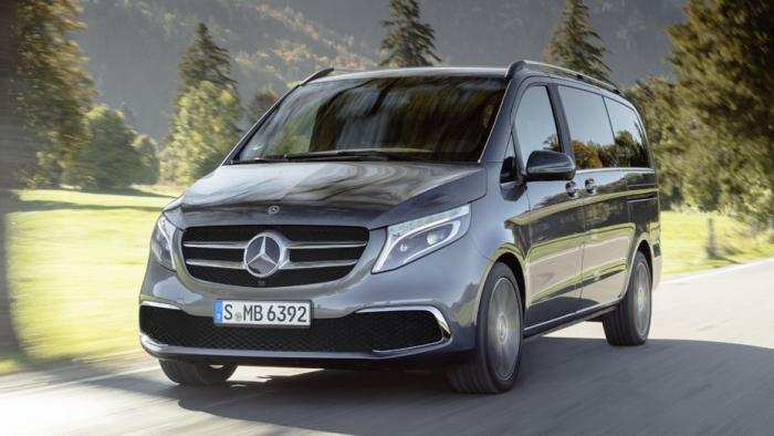12 The Best Mercedes V Klasse 2019 Price And Release Date