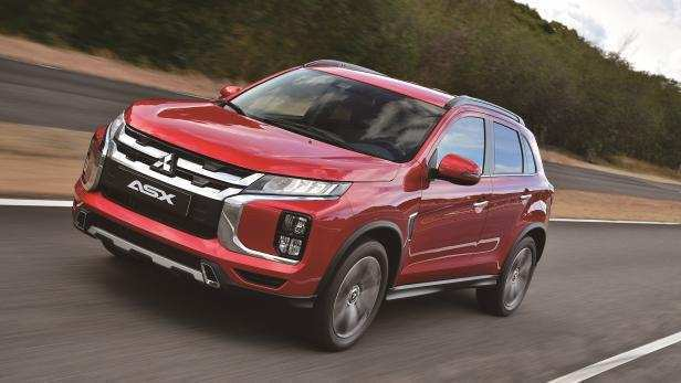 12 The Best Mitsubishi Asx Concept And Review