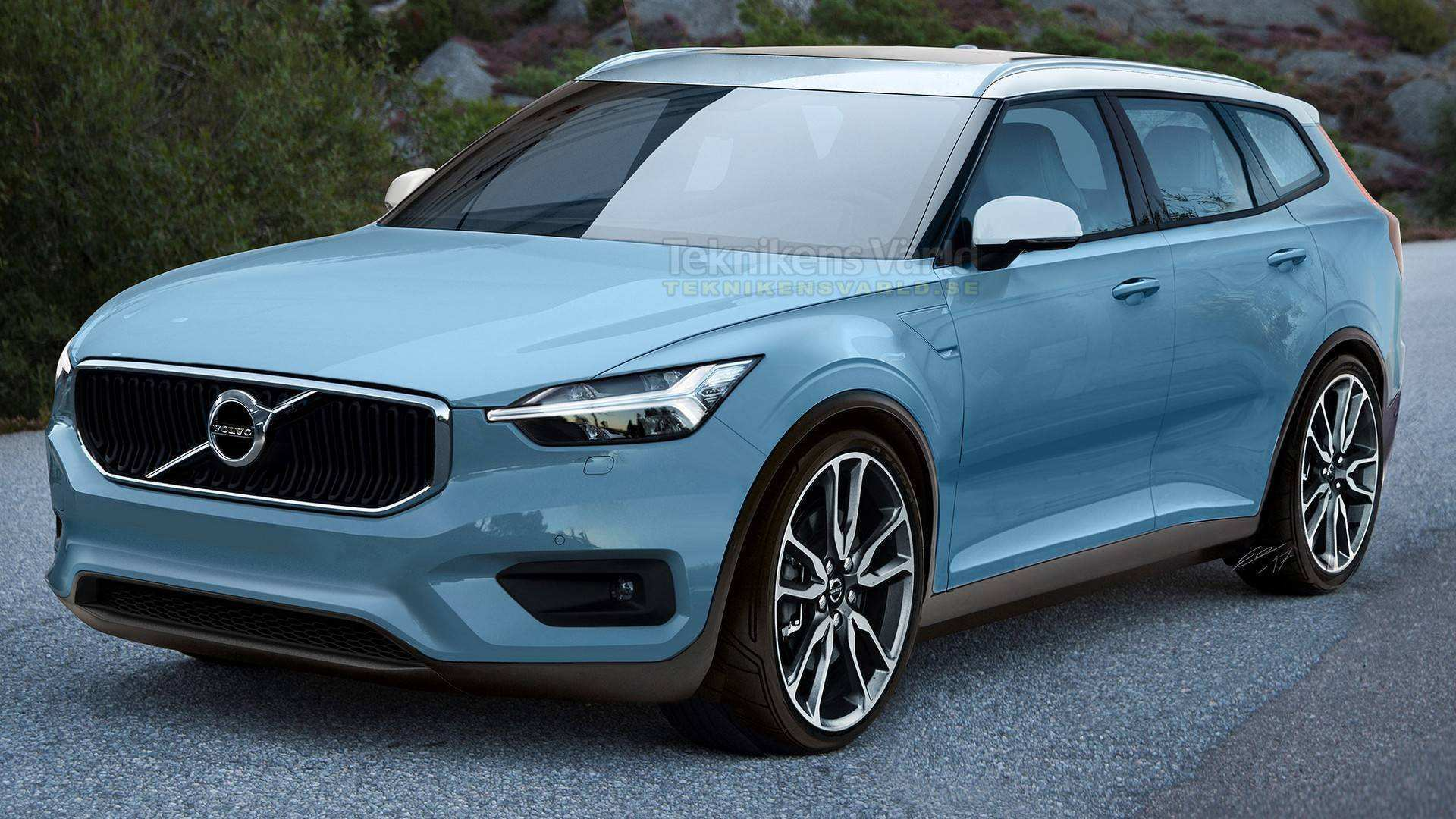 12 The Best Volvo V40 2020 Release Date Exterior