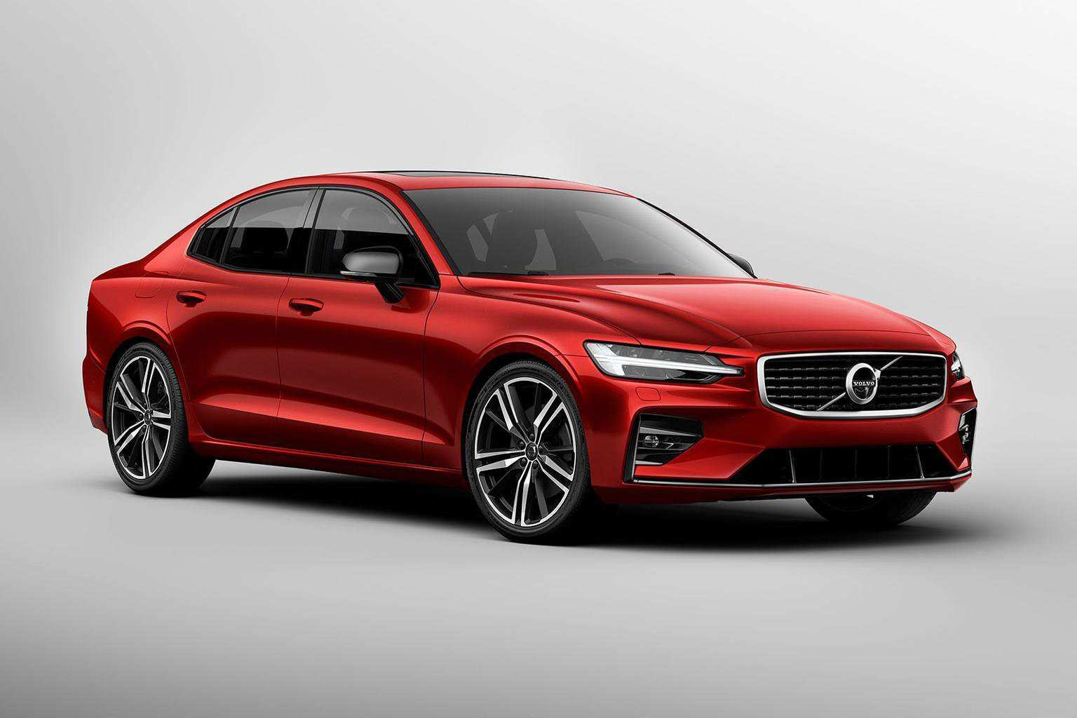 12 The Best Volvo V60 2019 Dimensions Review And Release Date