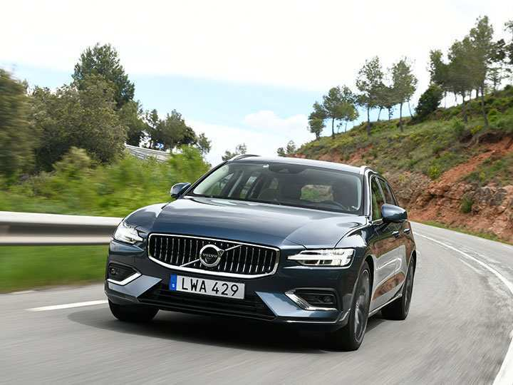 12 The Best Volvo V60 2019 Price And Release Date