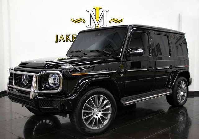 12 The G550 Mercedes 2019 Performance And New Engine