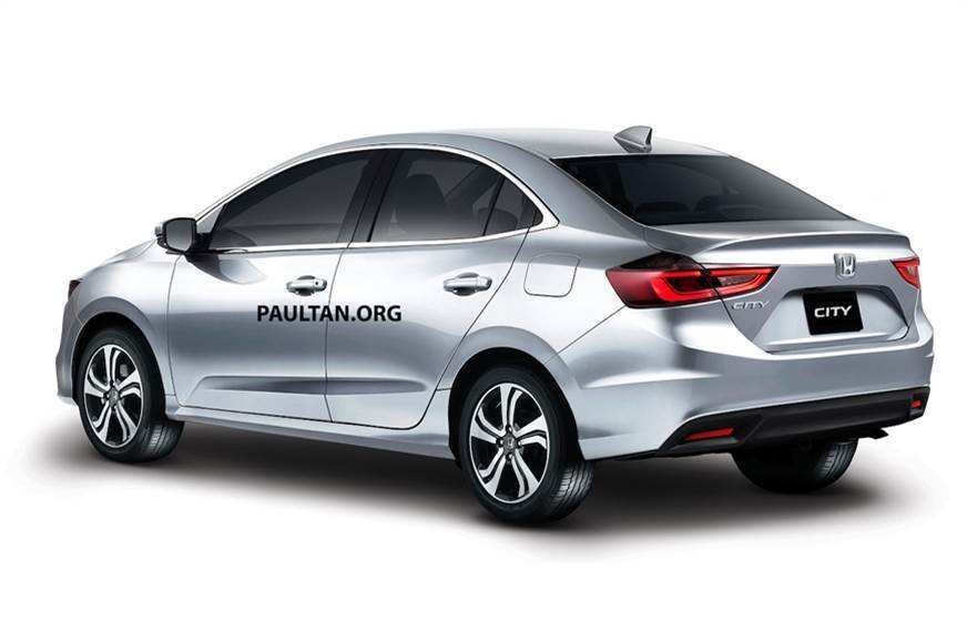 12 The Honda New City 2020 Research New