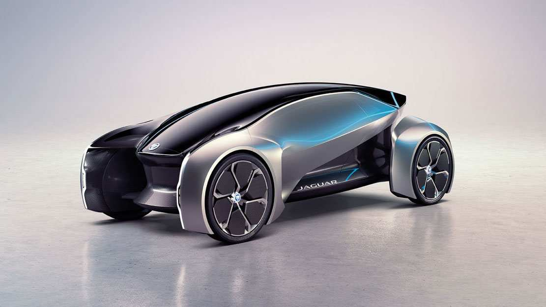 12 The Jaguar Electric Cars 2020 Redesign