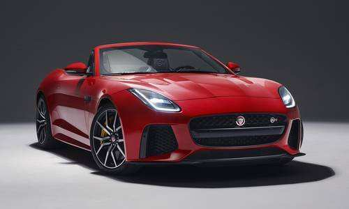12 The Jaguar Svr 2019 Price Design And Review
