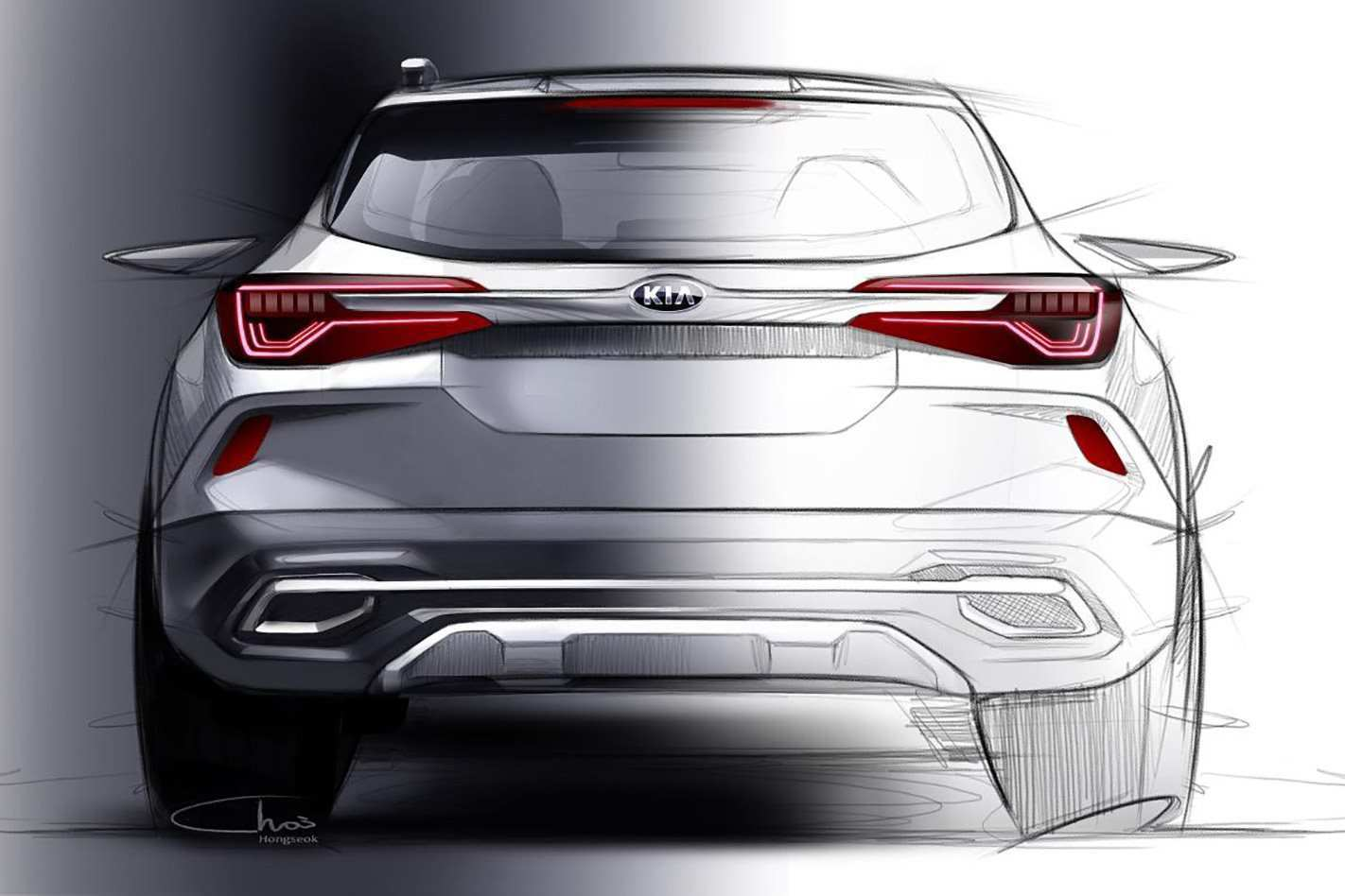 12 The Kia New Small Suv 2020 Redesign