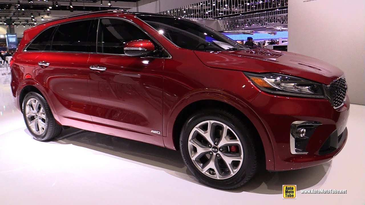 12 The Kia Sorento 2019 Video History