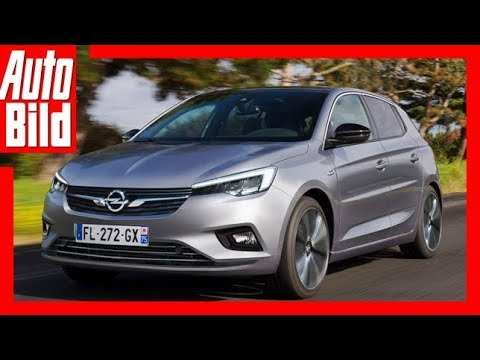 12 The Opel Corsa F 2020 Ratings