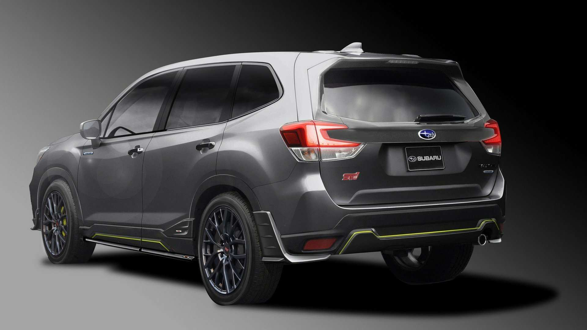12 The Subaru Forester 2020 Concept Configurations