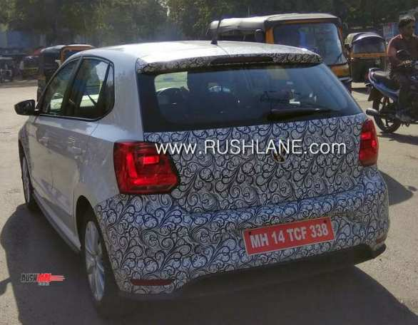 12 The Volkswagen Polo 2019 India Launch Style
