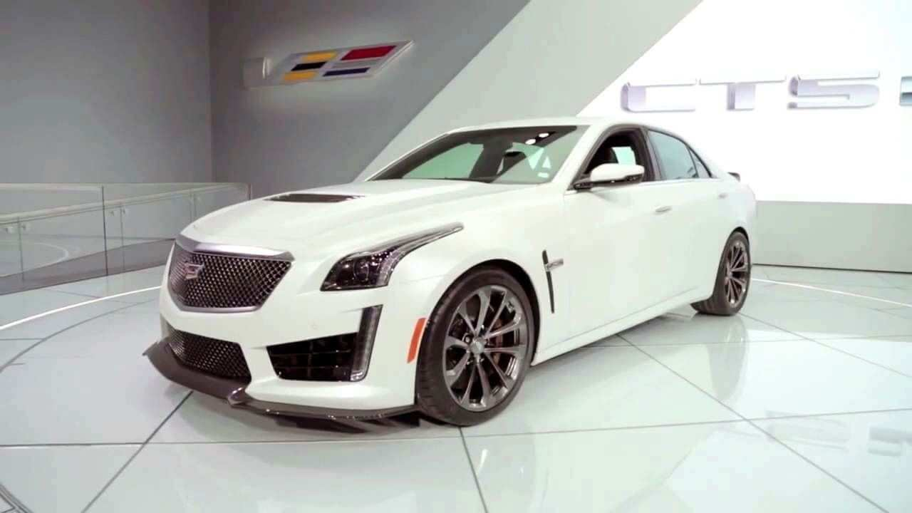 13 A 2019 Cadillac LTS Picture