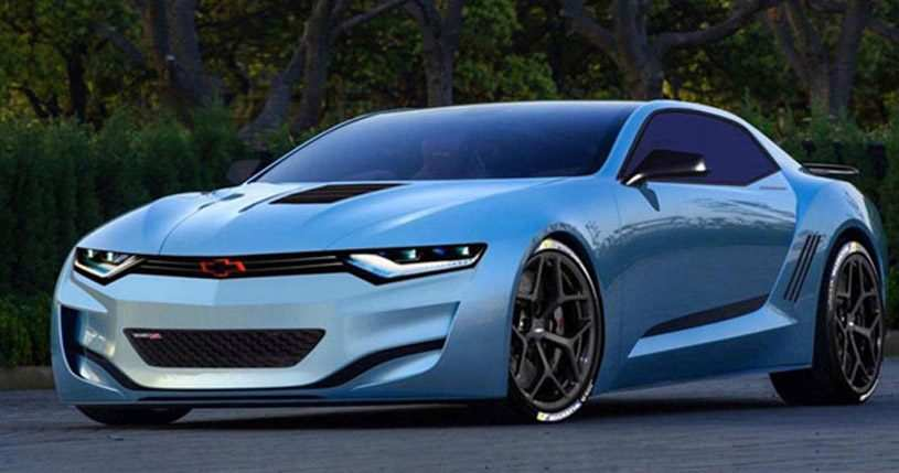 13 A 2019 Chevy Chevelle SS Concept And Review