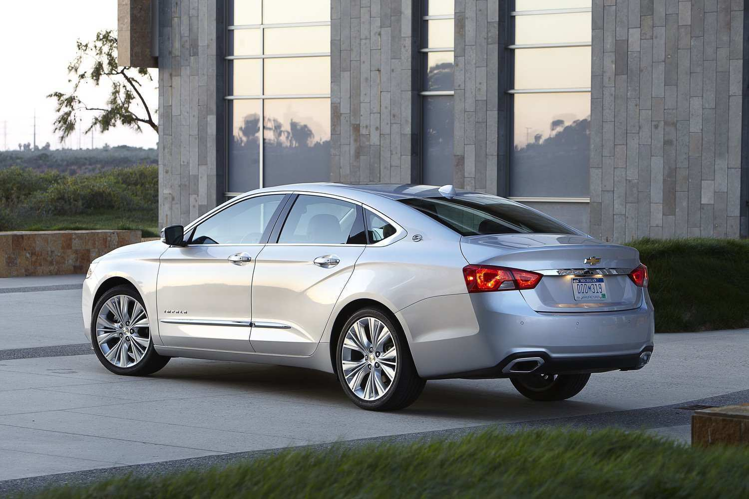 13 A 2019 Chevy Impala Ss Ltz First Drive