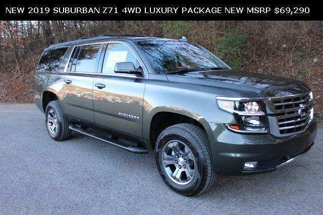 13 A 2019 Chevy Suburban Z71 Prices