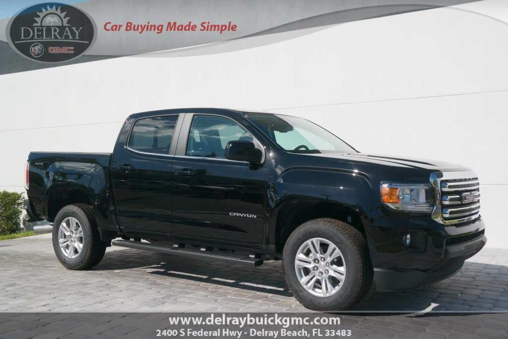 13 A 2019 GMC Canyon Research New
