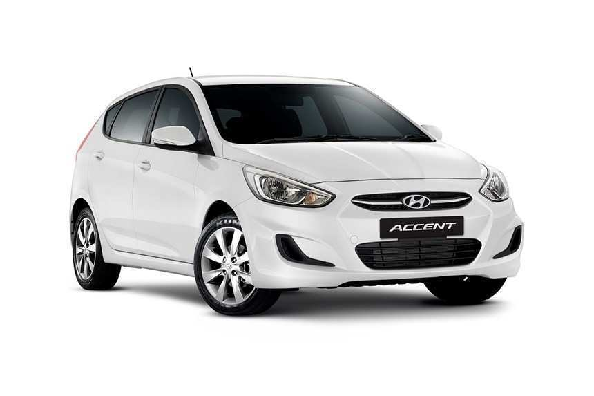 13 A 2019 Hyundai Accent Hatchback Configurations