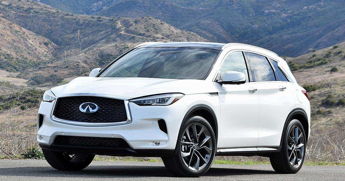 13 A 2019 Infiniti Qx50 Wiki Review And Release Date