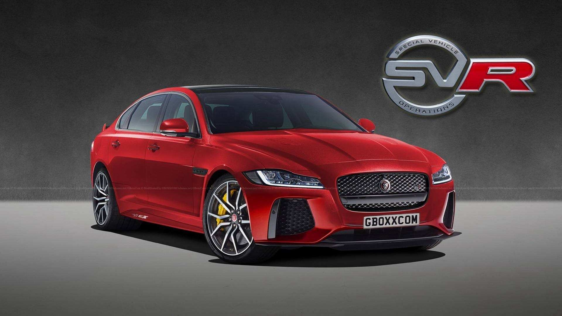 13 A 2019 Jaguar Xe Svr Review