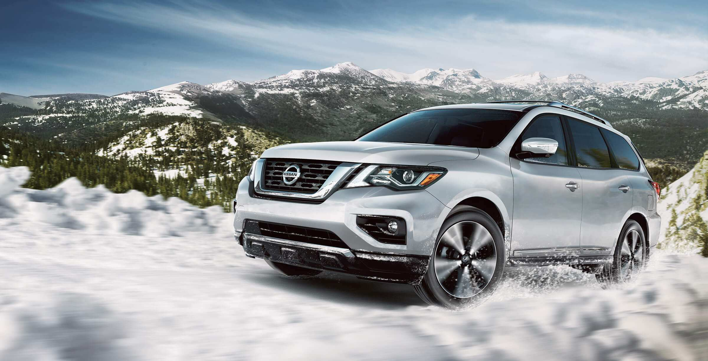 13 A 2019 Nissan Pathfinder Hybrid Performance