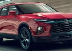 2019 The Chevy Blazer