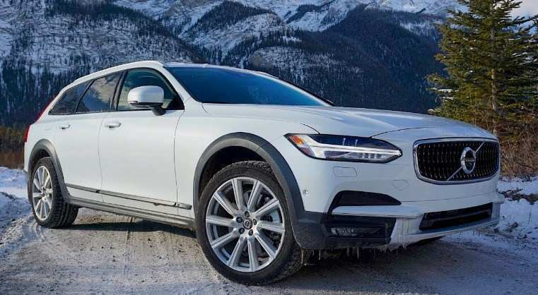 13 A 2019 Volvo V90 Specification Spesification