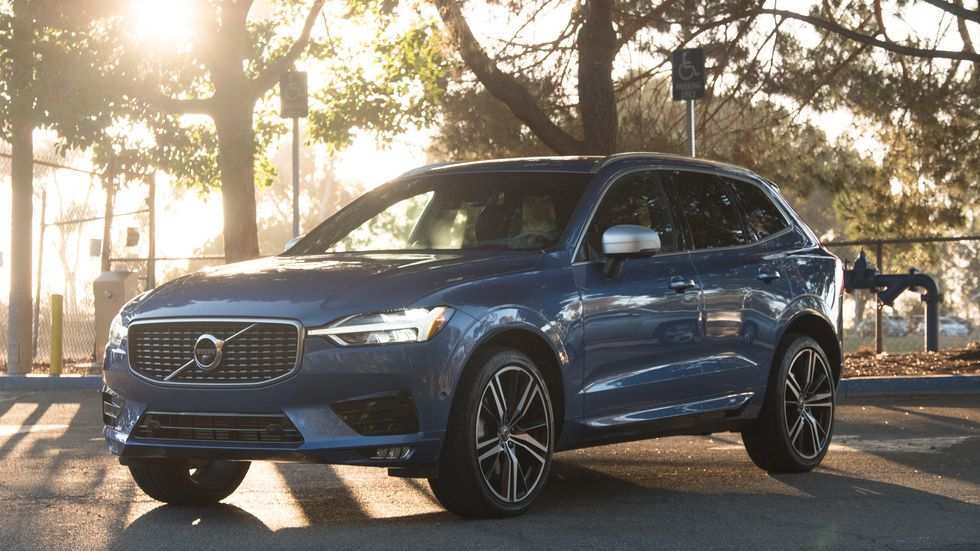 13 A 2019 Volvo XC60 Spesification