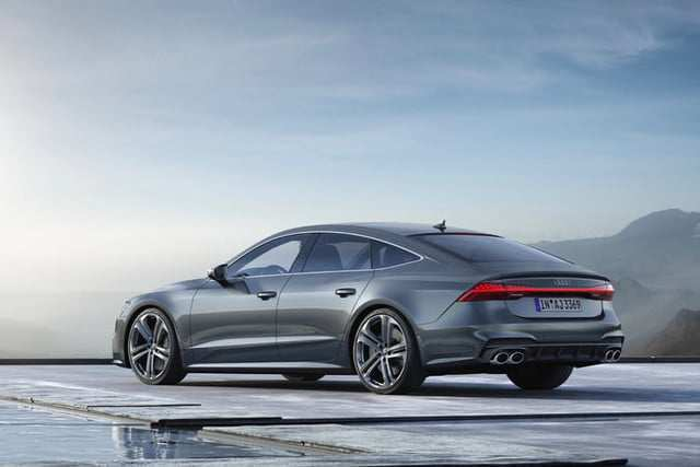 13 A 2020 Audi S7 Redesign And Concept