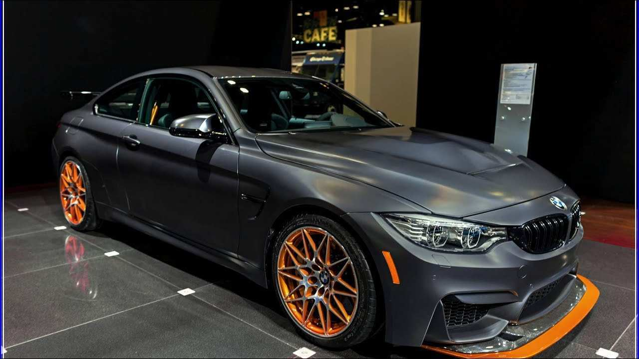 13 A 2020 BMW M4 Gts Redesign And Concept