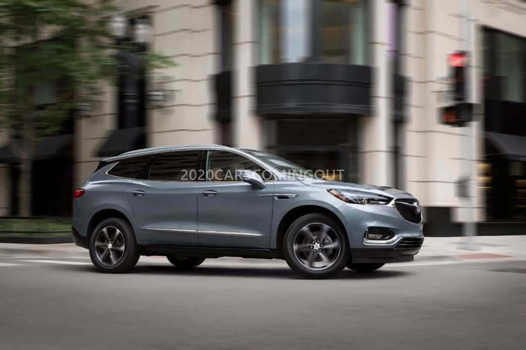 13 A 2020 Buick Enclave Specs Research New