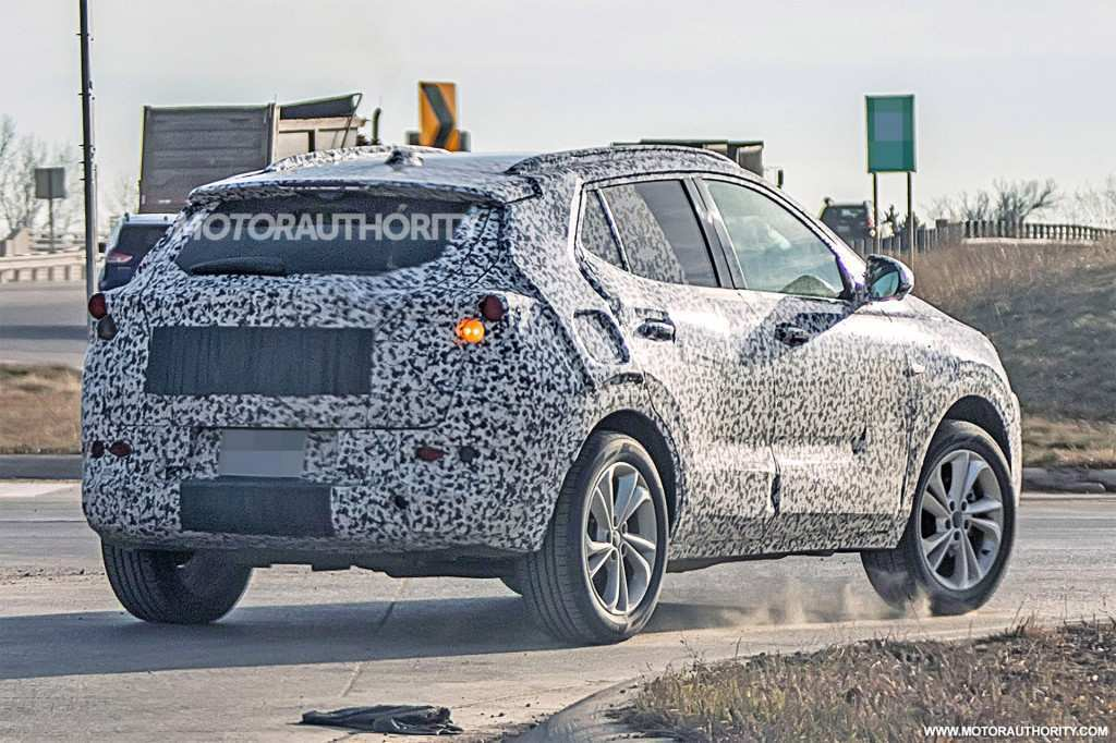 13 A 2020 Buick Encore Concept And Review