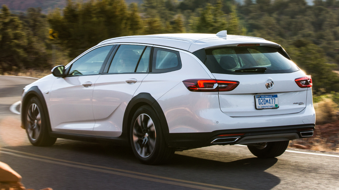 13 A 2020 Buick Regal Wagon Specs And Review