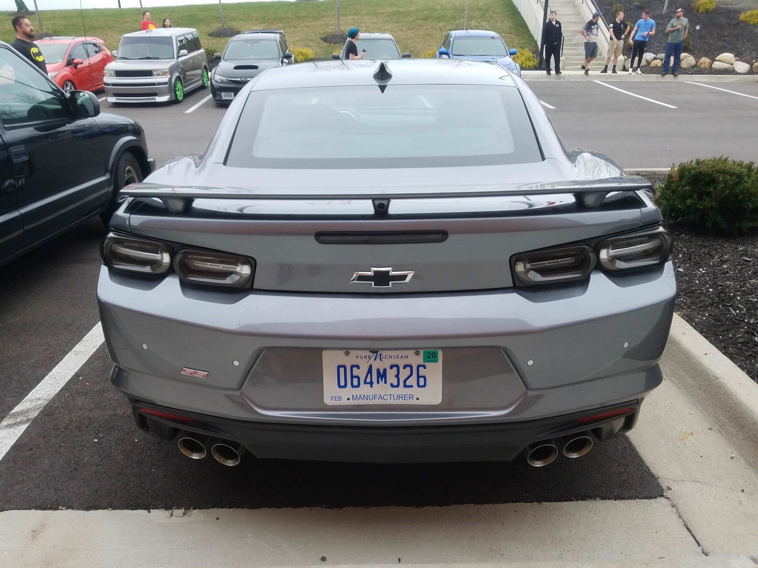 13 A 2020 Chevrolet Camaro First Drive