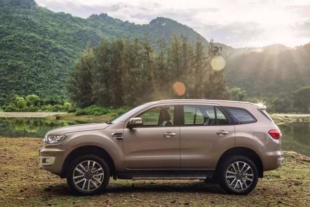 13 A 2020 Ford Everest Wallpaper