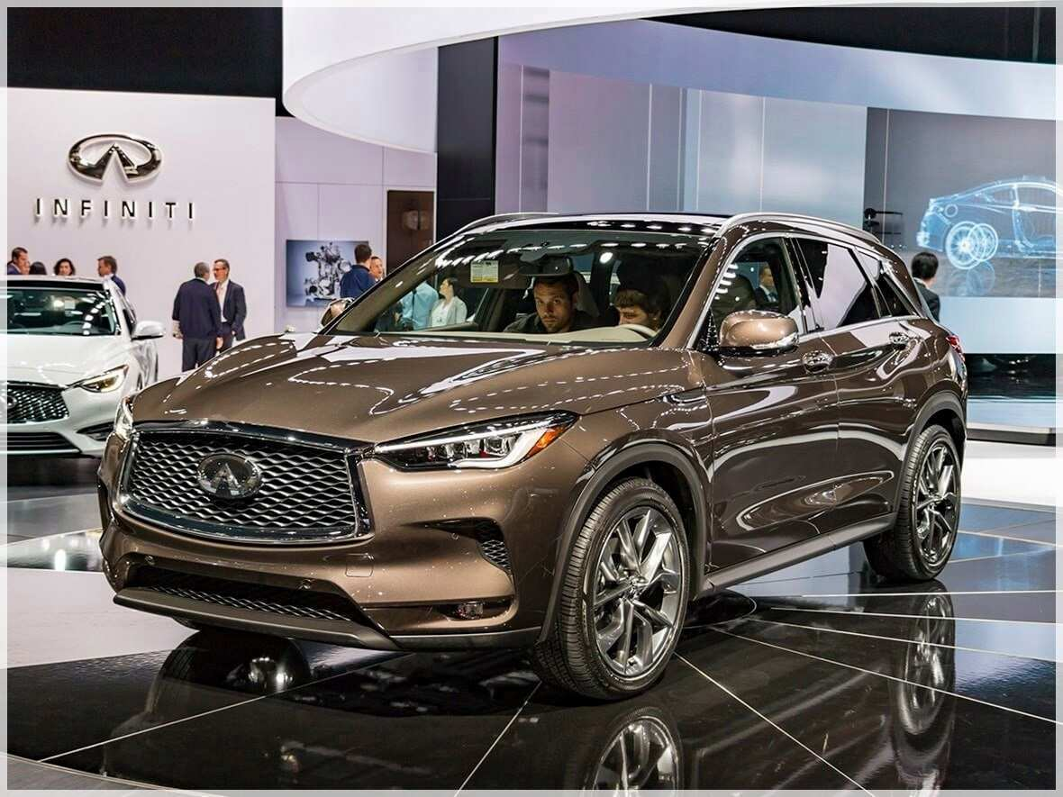 13 A 2020 Infiniti QX70 Research New