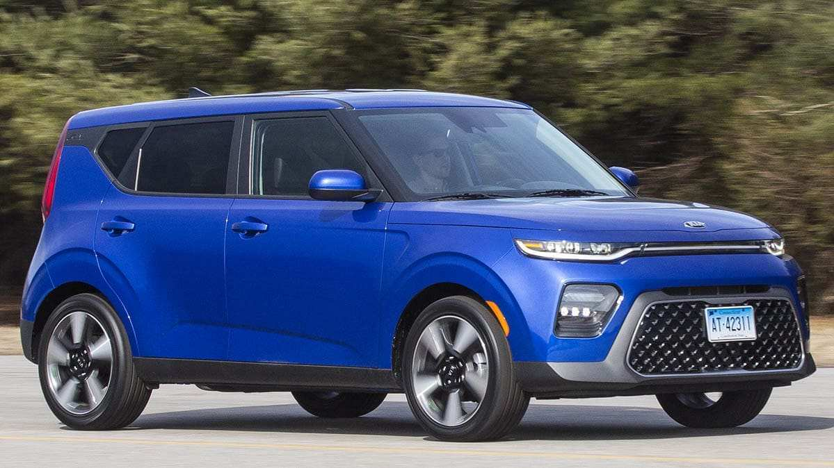 13 A 2020 Kia Soul All Wheel Drive Images