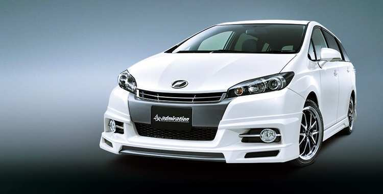13 A 2020 New Toyota Wish Research New