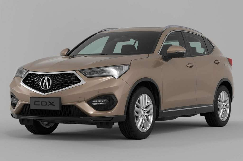 13 A All New Acura Mdx 2020 Performance