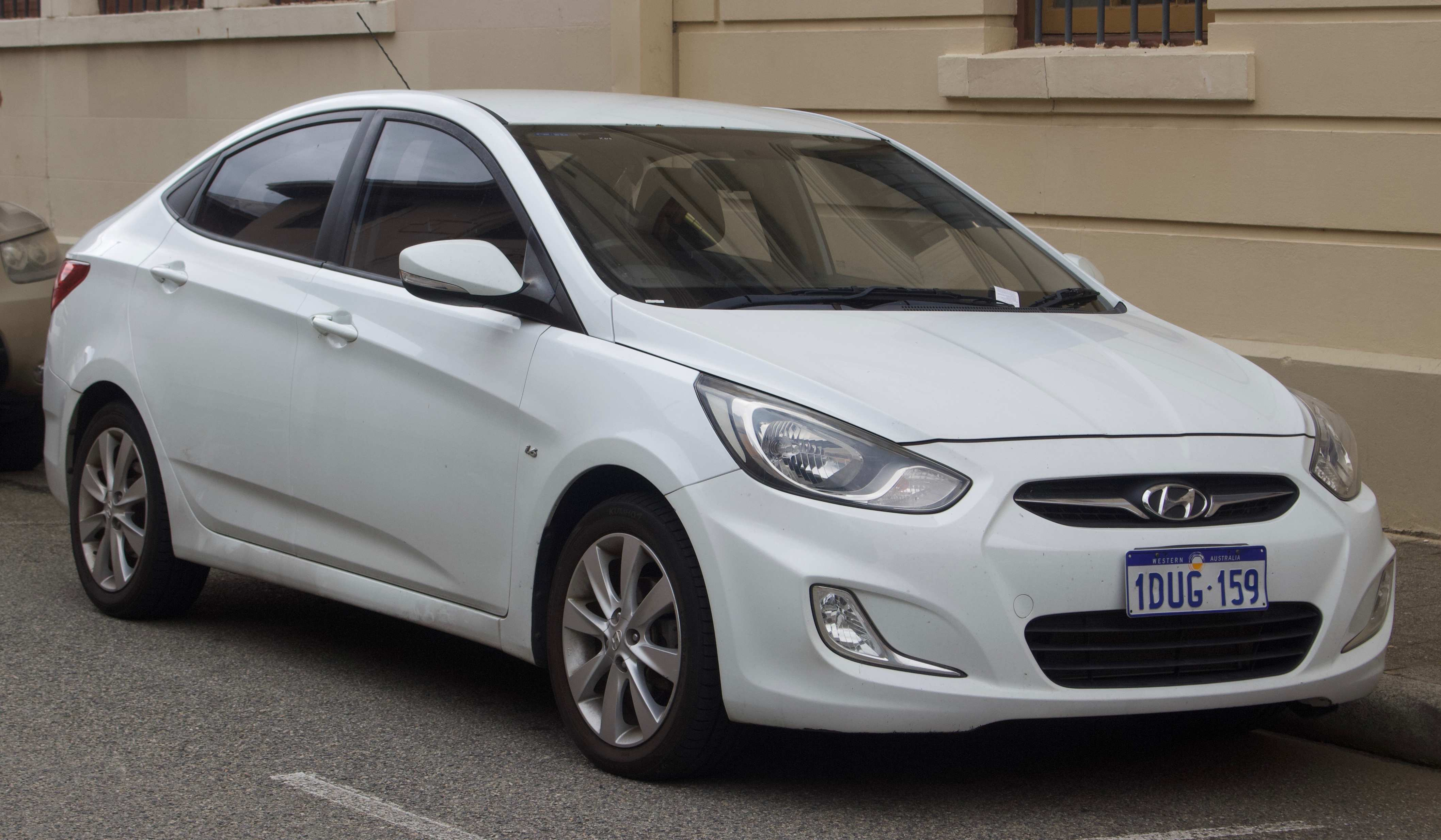 13 A Hyundai Accent 2020 Egypt Review