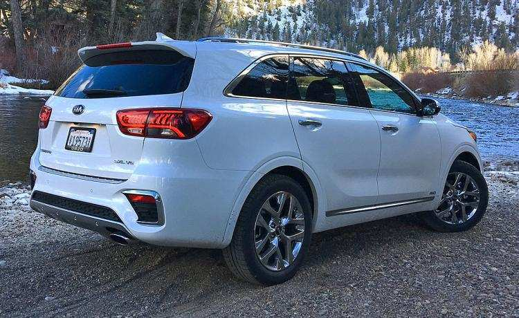 13 A Kia Sorento 2019 White Prices