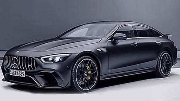 13 A Mercedes 2019 Amg Gt4 Pictures