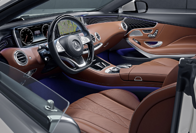 13 A Mercedes Interior 2019 Review