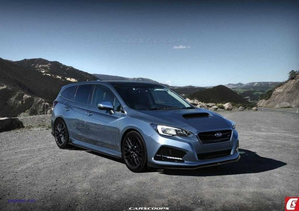 13 A Subaru Redesign 2019 Pictures