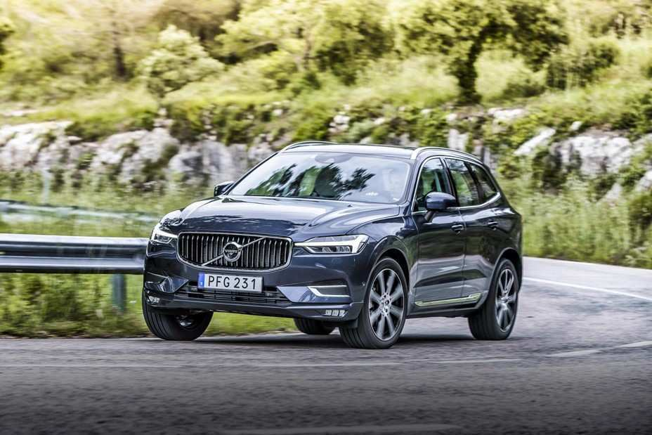 13 A Volvo Xc60 2020 Update First Drive