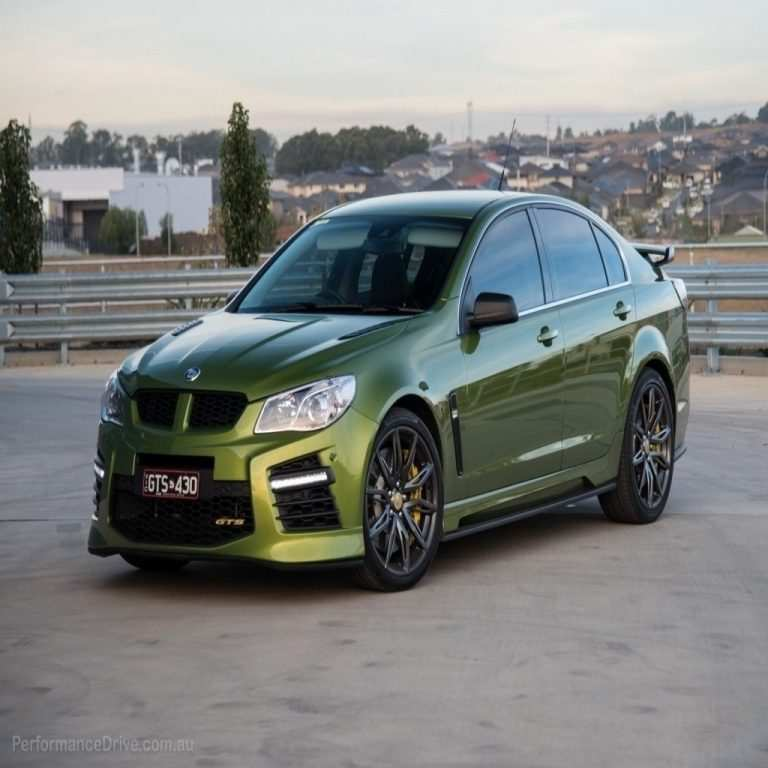 13 All New 2019 Holden Commodore Gts New Review