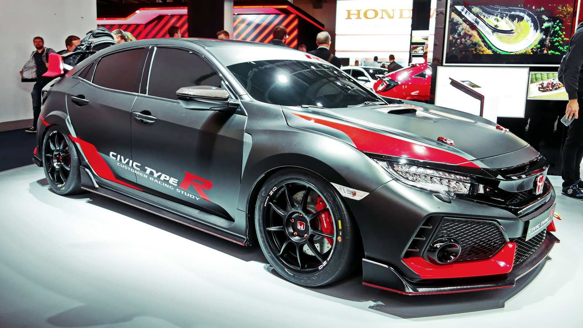 13 All New 2019 Honda Civic Si Type R Exterior
