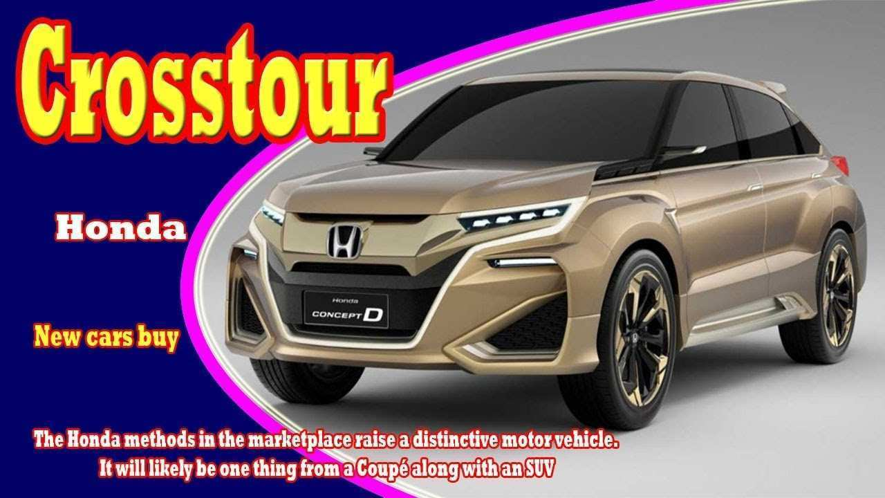 13 All New 2019 Honda Crosstour Prices