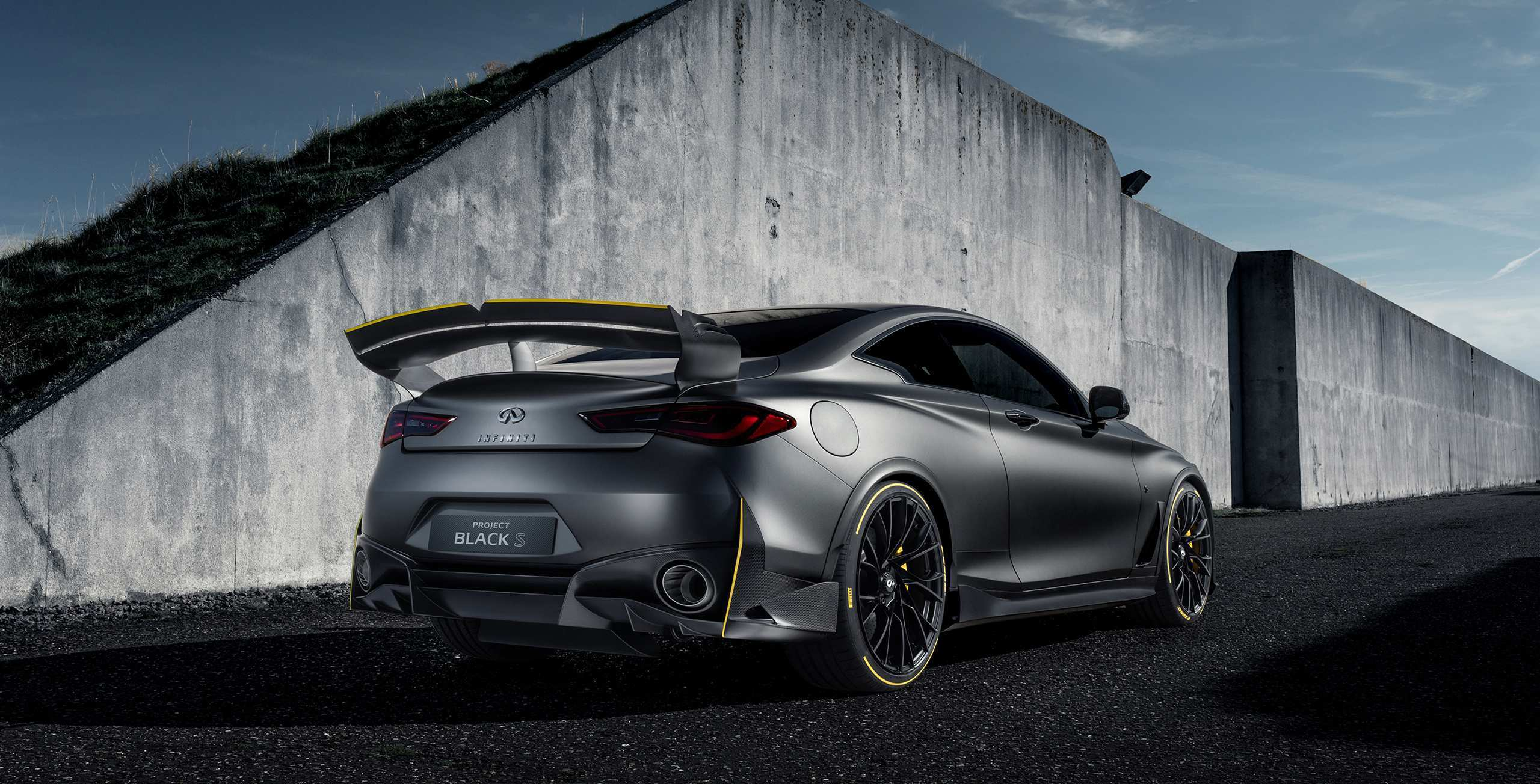 13 All New 2019 Infiniti Q60 Black S Release Date And Concept
